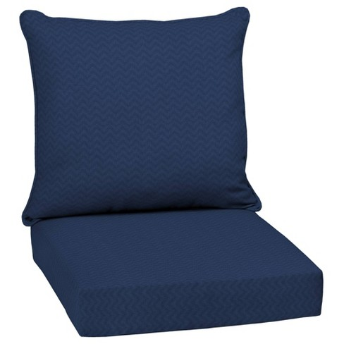 DriWeave Sapphire Leala Deep Seat Outdoor Cushion Set - Arden - image 1 of 2