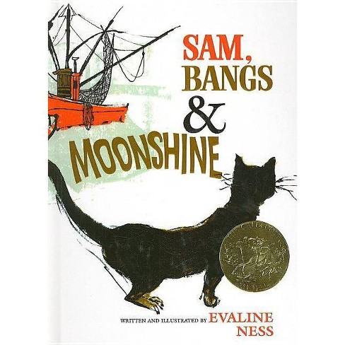 Sam, Bangs & Moonshine - (Owlet Book) by  Evaline Ness (Hardcover) - image 1 of 1