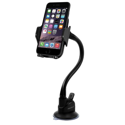 Macally Holder Phone With Windshield Suction Mount