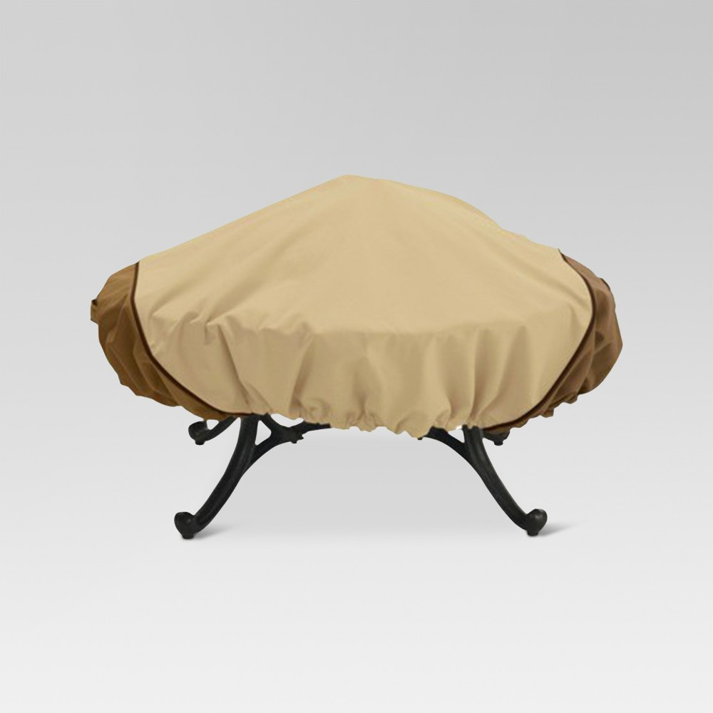 Image of Classic Accessories Veranda Fire Pit Cover - Threshold