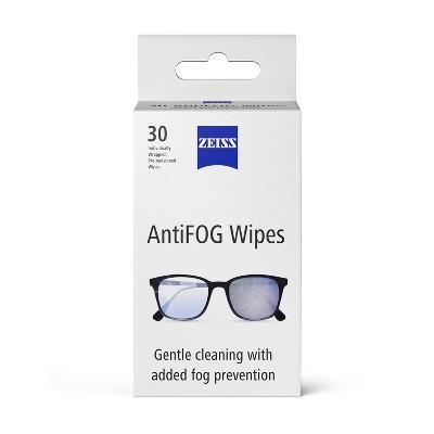 Zeiss Anti Fog Wipes - 2.93oz