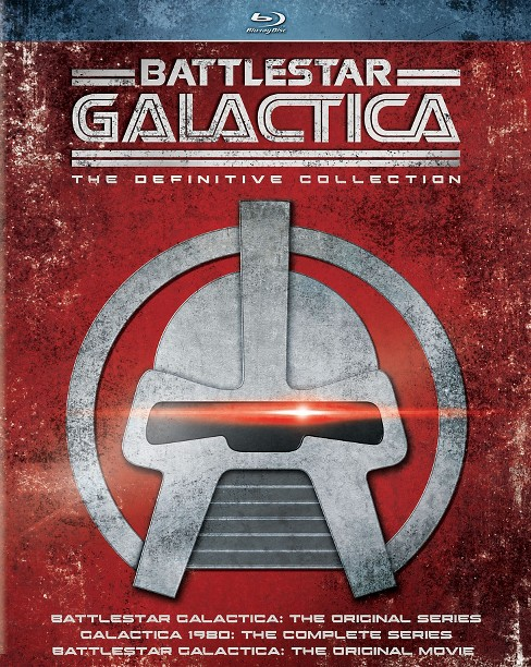 Battlestar Galactica:Definitive Colle (Blu-ray) - image 1 of 1