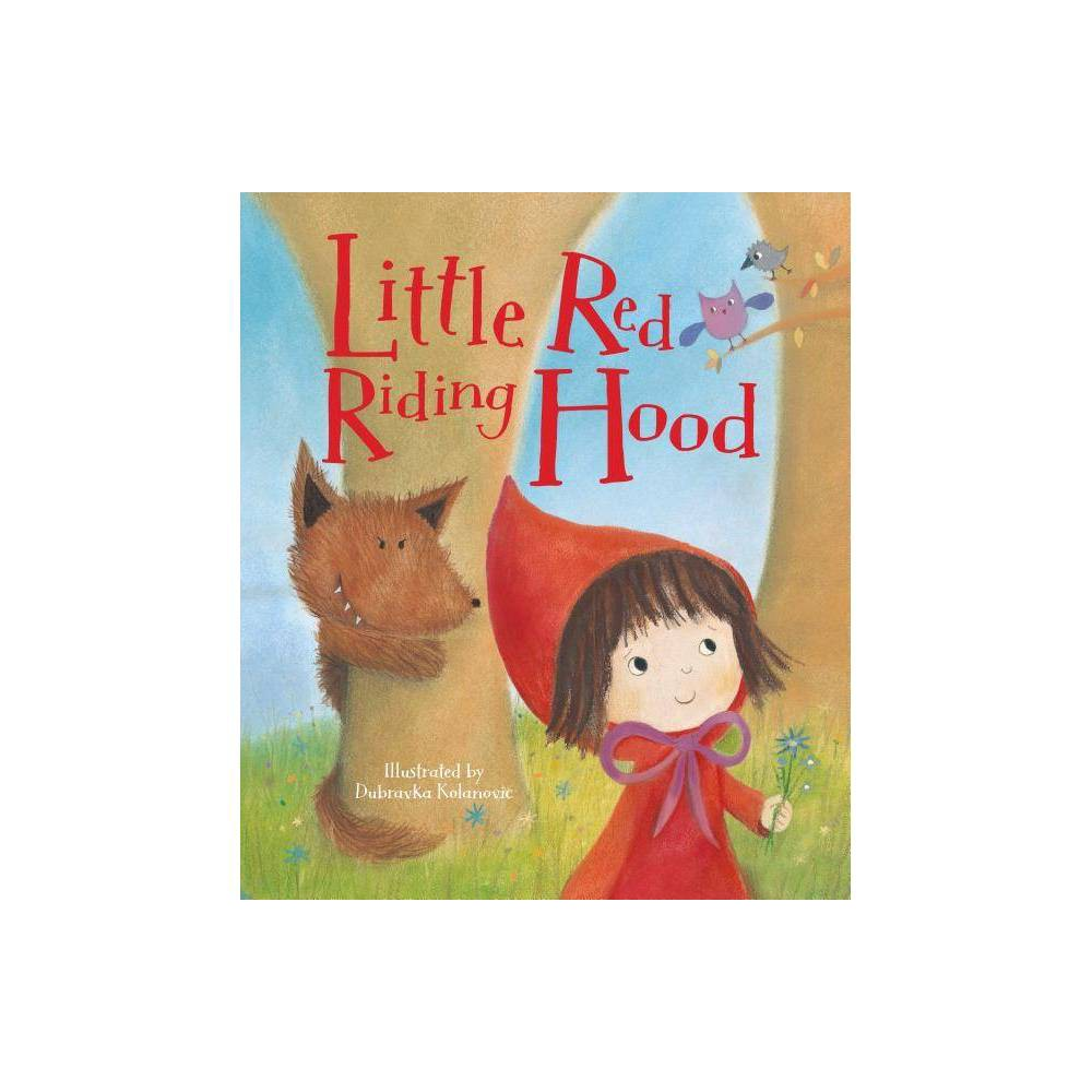 Little Red Riding Hood By Gaby Goldsack Hardcover