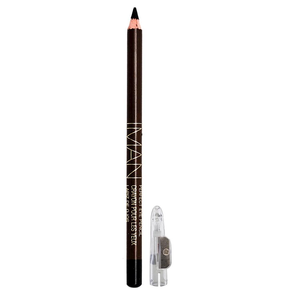 Iman Perfect Eye Pencil Jet Black 0.05oz