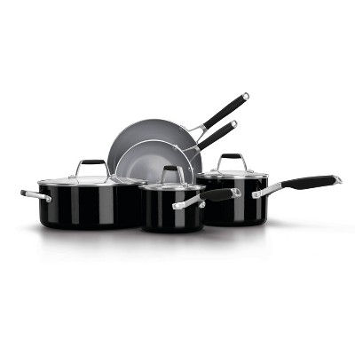 Select by Calphalon 8pc Oil Infused Ceramic Cookware Set