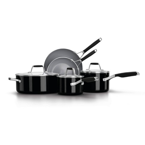 Select by Calphalon 8pc Oil Infused Ceramic Cookware Set - image 1 of 4