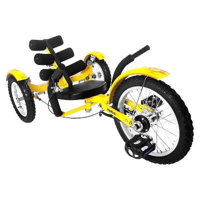 "Mobo Youth Mobito 16"" Three Wheeled Cruiser"