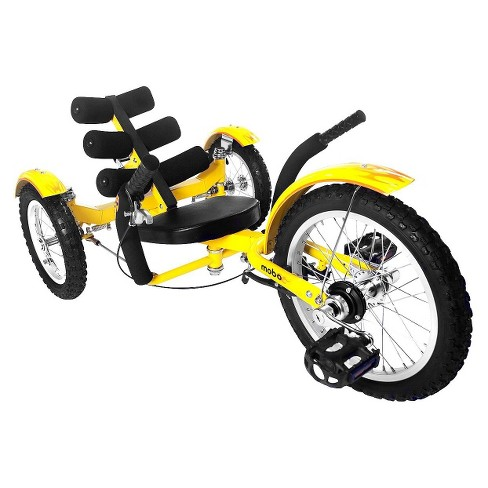 "Mobo Youth Mobito 16"" Three Wheeled Cruiser - image 1 of 5"