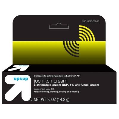 Jock Itch Antifungal Cream - 0.5oz - up & up™