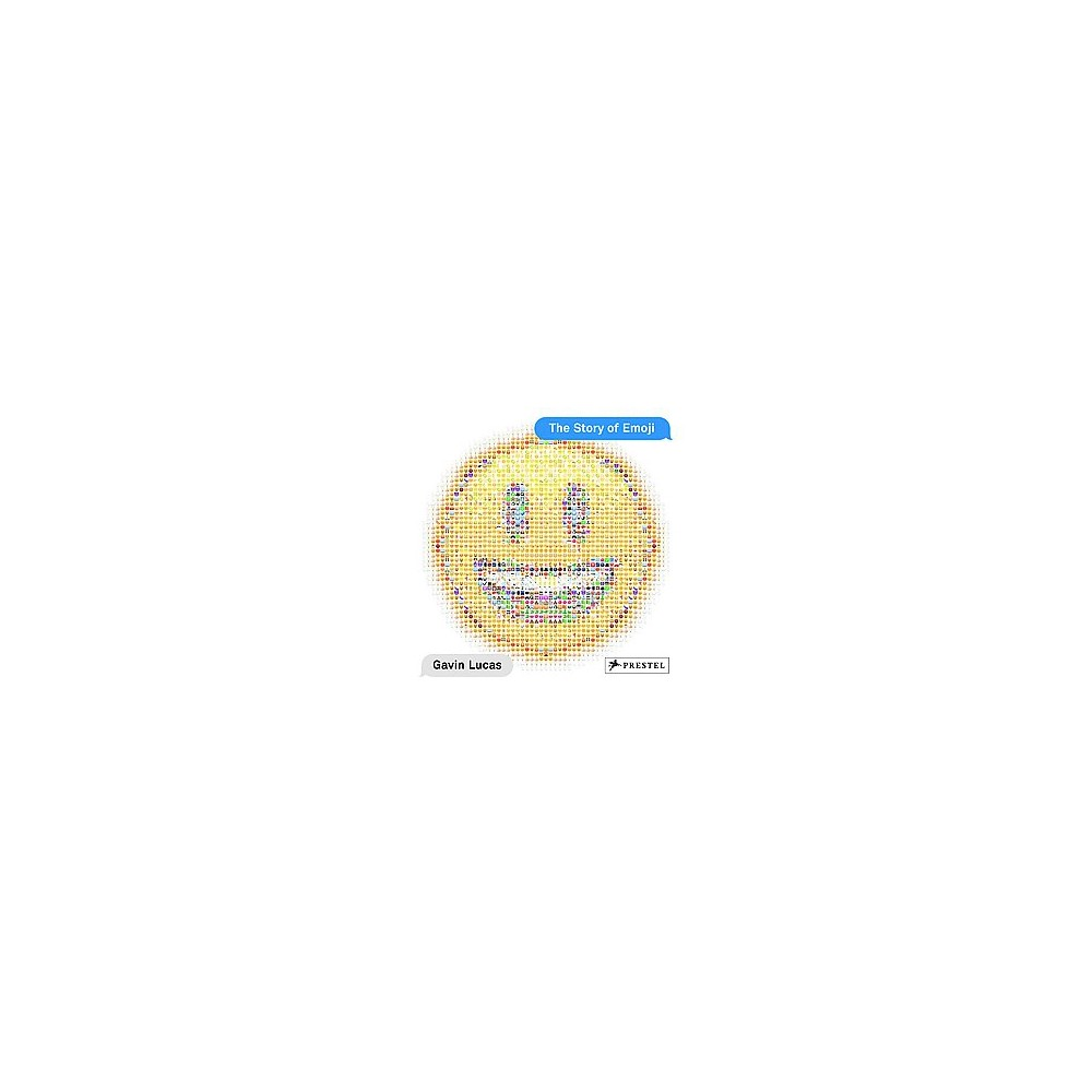 Story of Emoji (Hardcover) (Gavin Lucas)