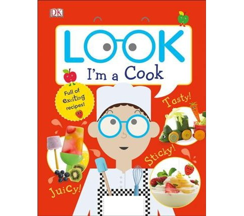 Look I'm a Cook -  (Hardcover) - image 1 of 1