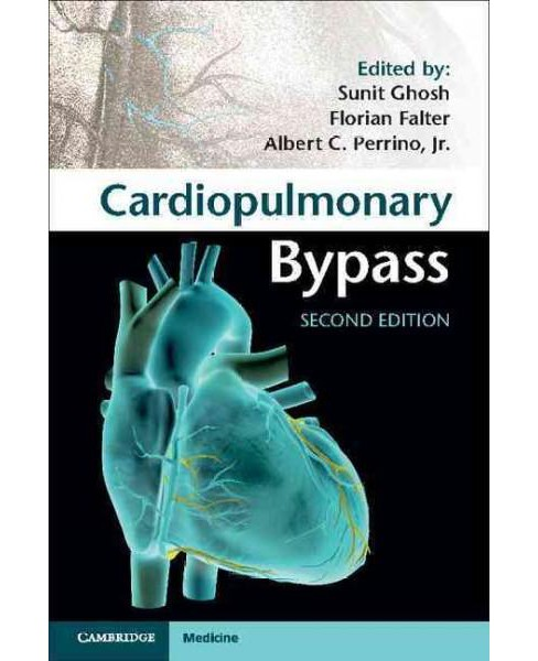 Cardiopulmonary Bypass (Paperback) - image 1 of 1
