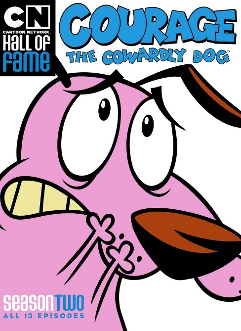 Courage The Cowardly Dog Season Two (DVD) - image 1 of 1