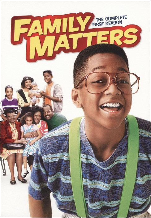 Family Matters: The Complete First Season [3 Discs] - image 1 of 1