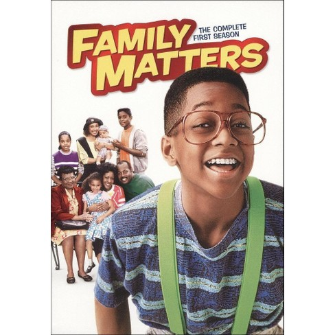 Family Matters: The Complete First Season (3 Discs) (DVD) - image 1 of 1