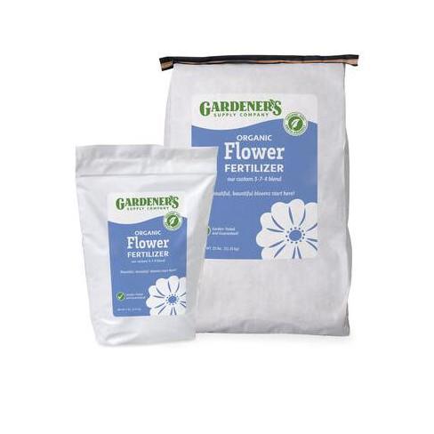 Gardener's Best Flower Fertilizer, 5 lbs. - Gardener's Supply Company - image 1 of 1