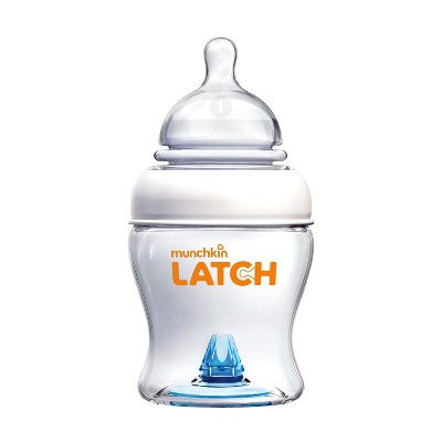 Munchkin LATCH™ 4oz BPA Free Baby Bottle