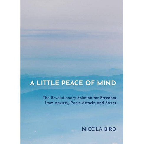 A Little Peace of Mind - by  Nicola Bird (Paperback) - image 1 of 1