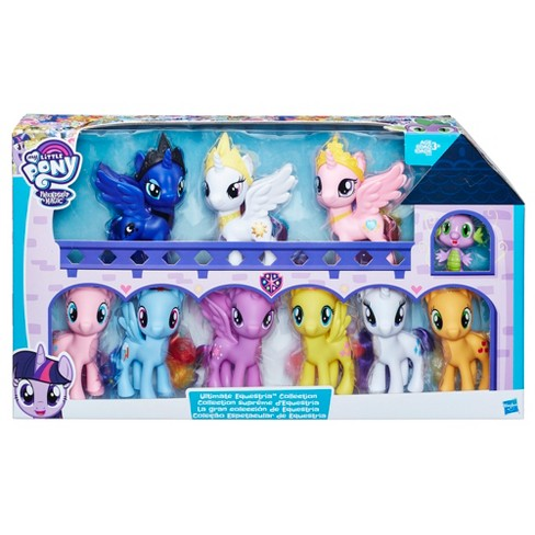 04abfbfa023 My Little Pony Ultimate Equestria Collection   Target
