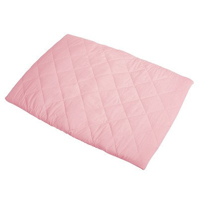 Graco® Quilted Pack 'n Play Playard Sheet - Pink