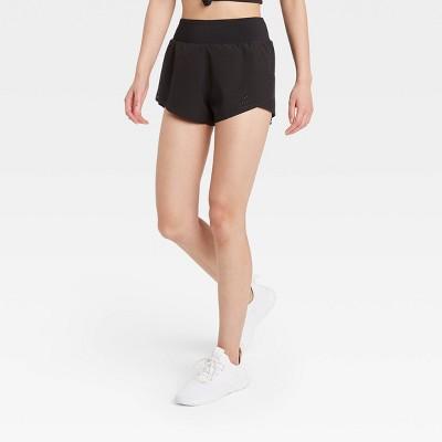 "Women's Run Shorts with Liner and Back Zip Pocket 2"" - JoyLab™"