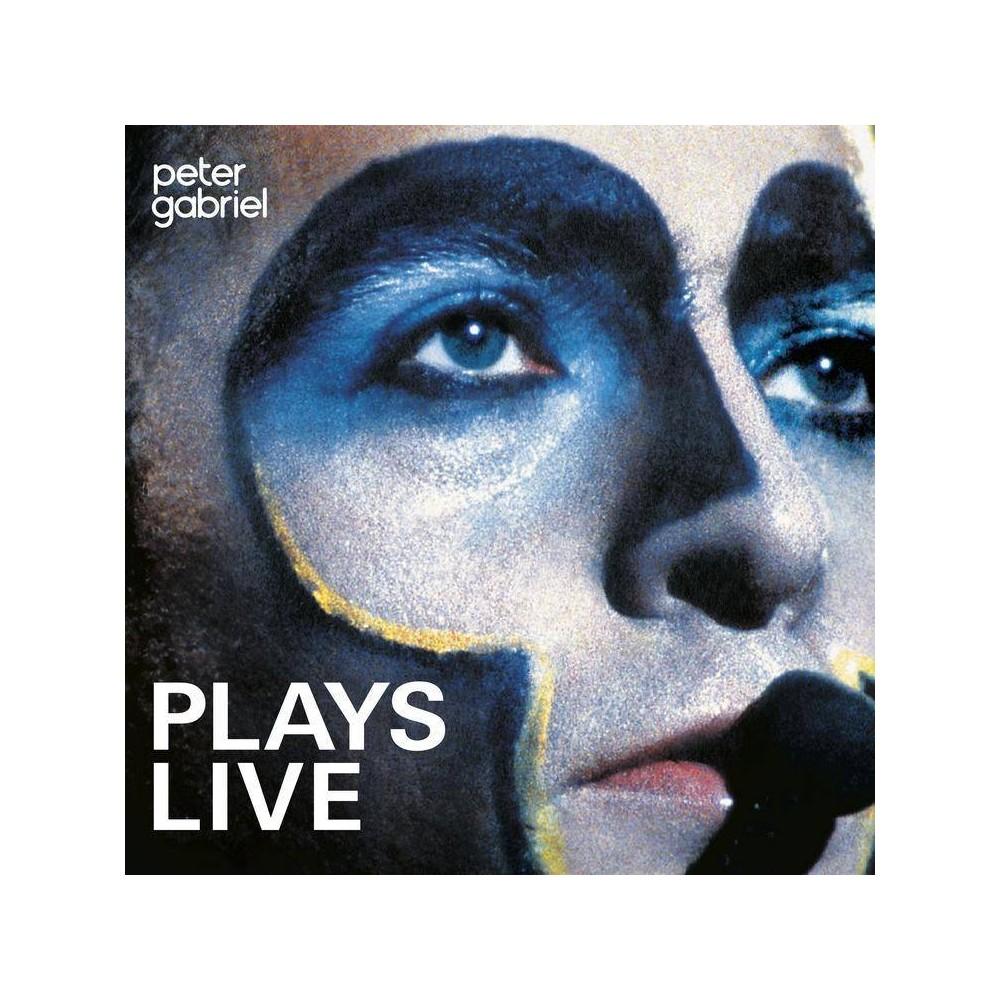 Gabriel Peter Plays Live Vinyl