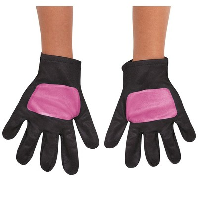 Power Rangers Pink Ranger Ninja Steel Toddler Gloves