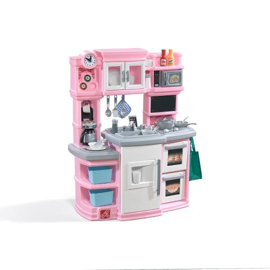 Step2 Great Gourmet Kitchen Pink