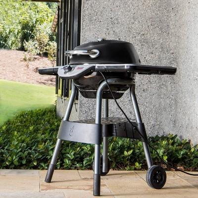 Char Broil TRU Infrared Patio Bistro Electric Grill 17602048   Black