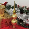 """Tree Topper Finial 12.5"""" Decorated Tree Topper Three Tiered Christmas  -  Tree Toppers - image 3 of 3"""