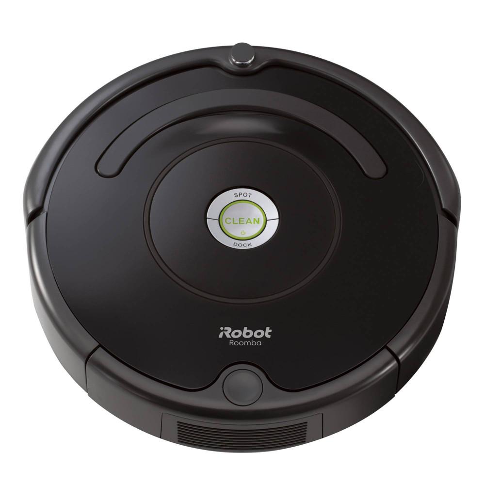 Image of iRobot Roomba 614 Robot Vacuum, Black