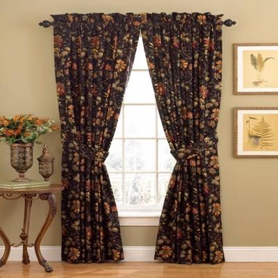 "84""x50"" Felicite Light Filtering Curtain Panel - Waverly"