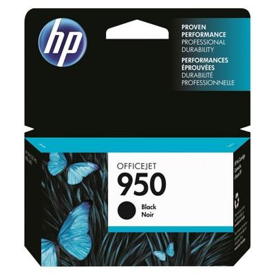 HP 950 Officejet Single Ink Cartridge - Black (CN049AN#140)