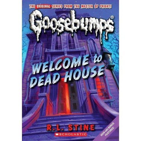 Welcome to Dead House (Classic Goosebumps #13) - (Goosebumps Classics (Reissues/Quality)) by  R L Stine - image 1 of 1