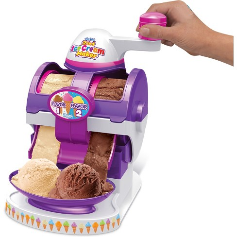 Cra Z Art The Real 2 In 1 Ice Cream Maker Target