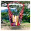 Sorbus Hanging Rope Hammock Chair Swing Seat For Any Indoor Or Outdoor Spaces - image 2 of 3