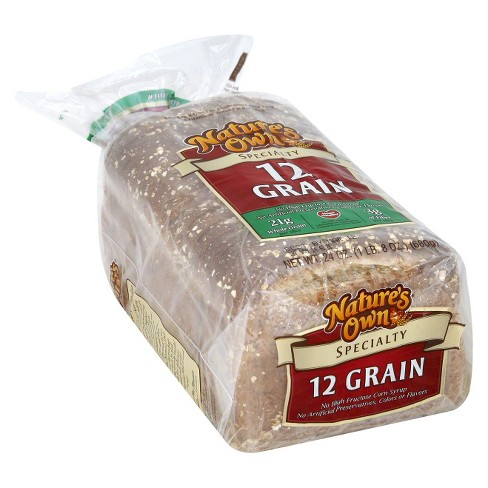 Nature's Own 12 Grain Bread 24oz - image 1 of 1