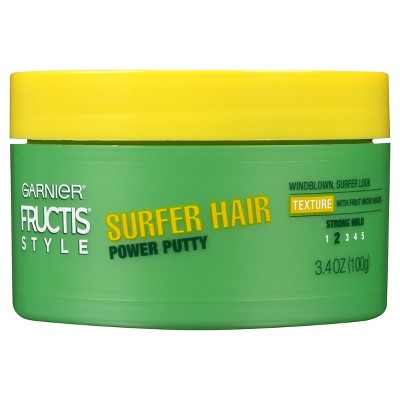 Hair Styling: Garnier Fructis Style Surfer Hair Power Putty