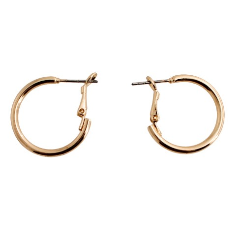Hoop Earring - Gold/Gold - image 1 of 1