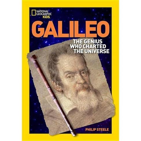 World History Biographies: Galileo - (National Geographic World History Biographies (Paper)) (Paperback) - image 1 of 1