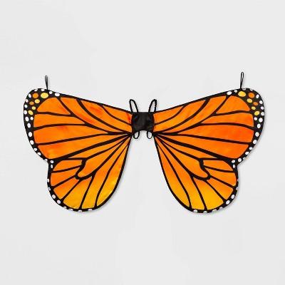 Kids' Monarch Butterfly Wings Wearable Halloween Accessory - Hyde & EEK! Boutique™
