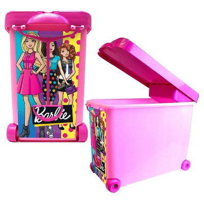 Superbe Barbie Store It All Carrying Case : Target