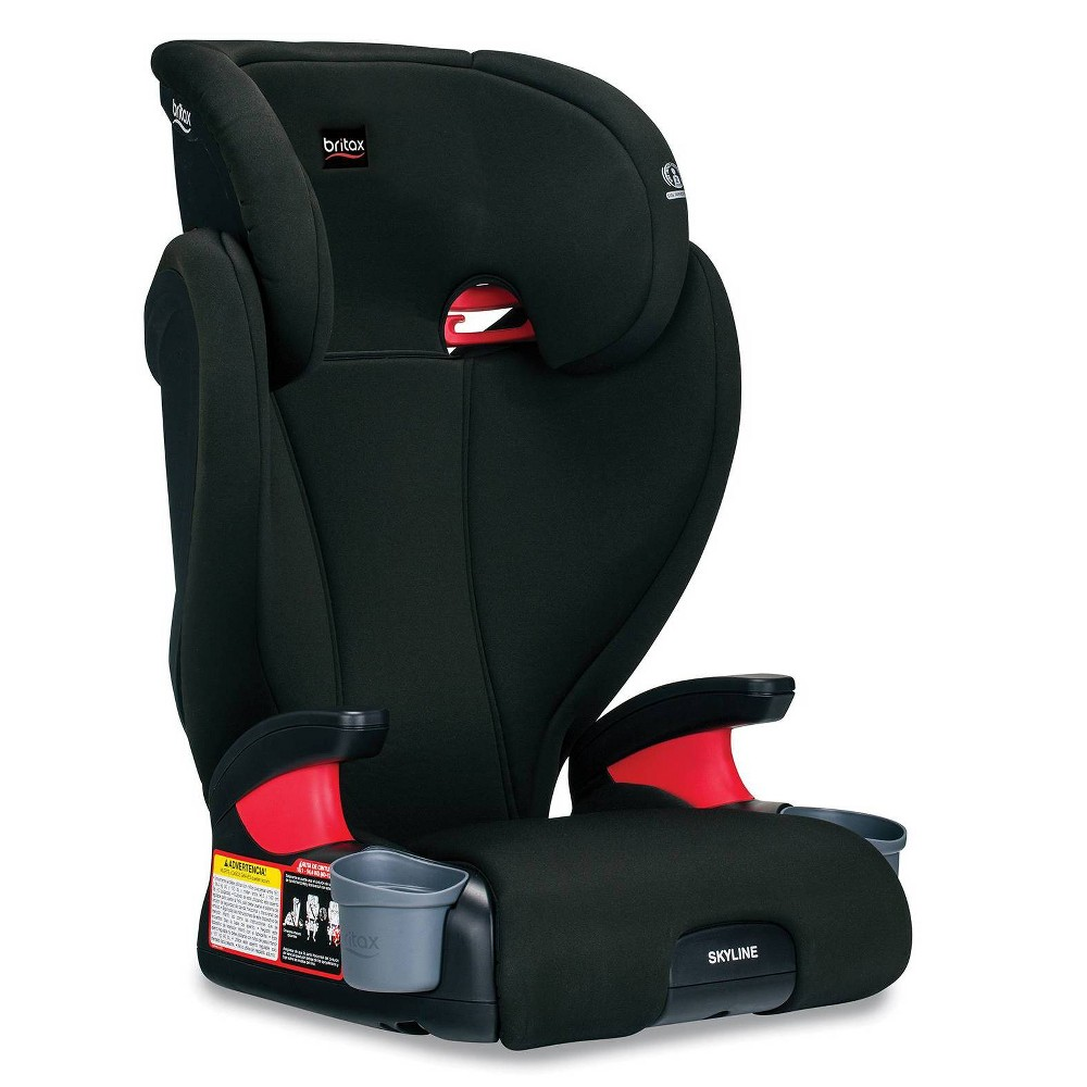Image of Britax Skyline Backless Booster Car Seat - Dusk
