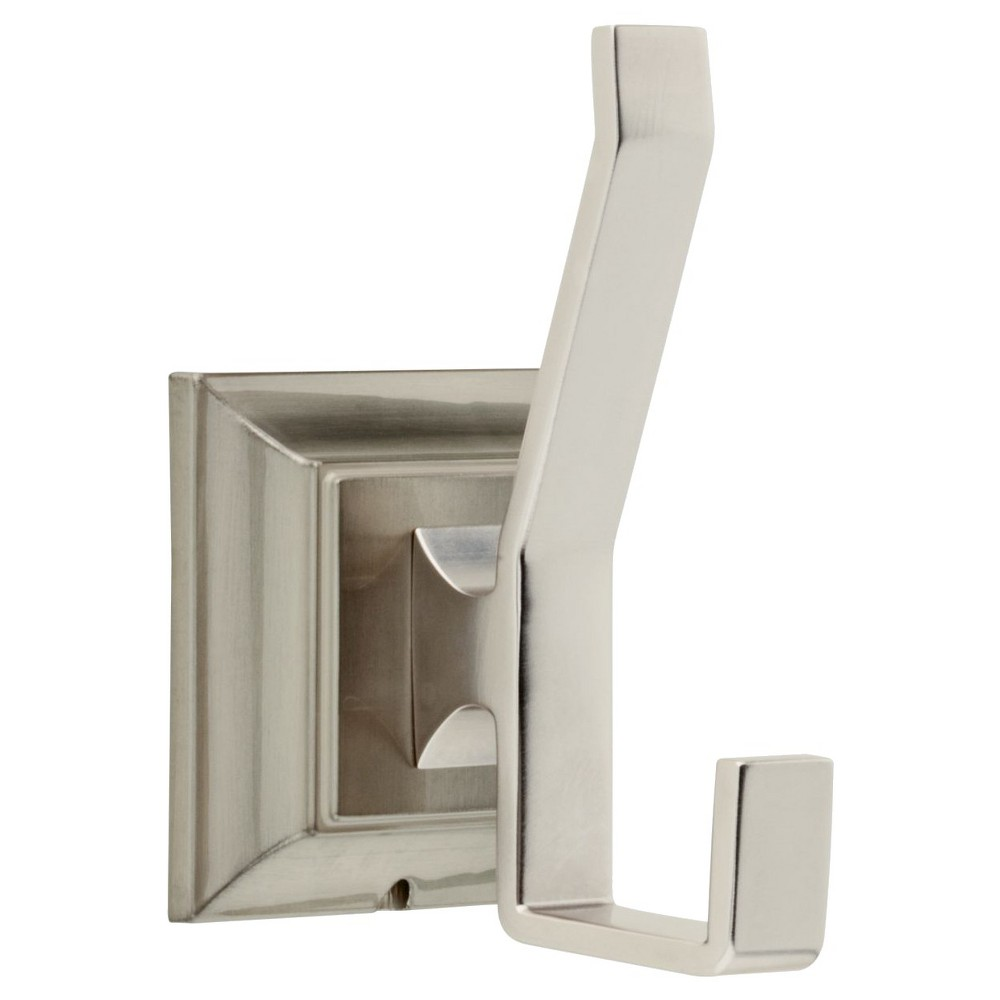 Image of Franklin Brass Lynwood Robe Hook - Satin Nickel