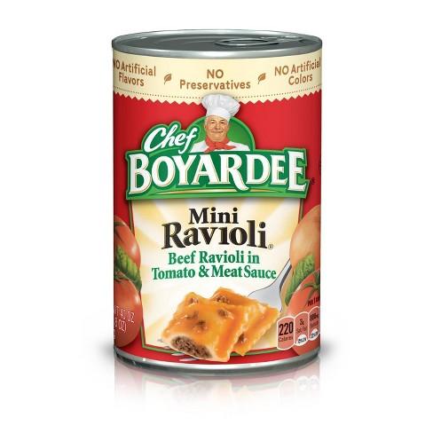 Chef Boyardee Mini Ravioli 40 oz - image 1 of 1