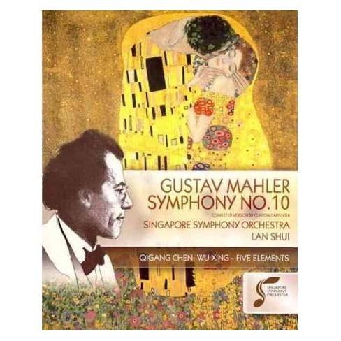 MAHLER:SYMPHONY NO 10 (Blu-ray) - image 1 of 1