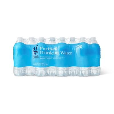 Purified Water - 32pk/16.9 fl oz Bottles - Good & Gather™