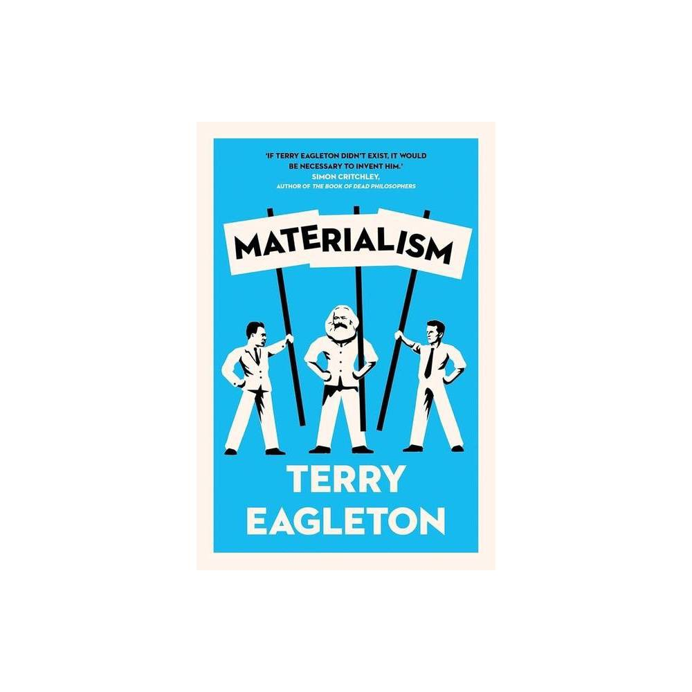 Materialism By Terry Eagleton Paperback