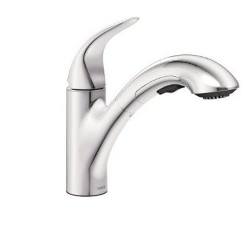 Moen 87039 Medina Single Handle Kitchen Faucet With Pullout Spray Chrome Target