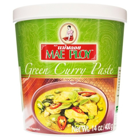 Mae Ploy Green Curry Paste - 14oz - image 1 of 1